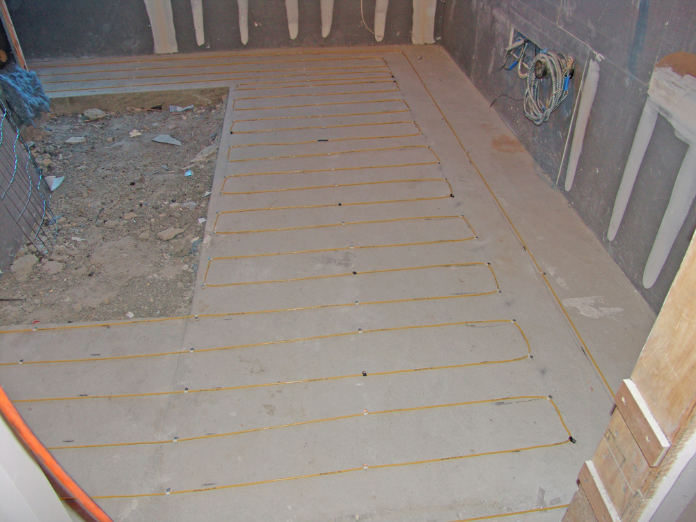 Tuff Cable Low Voltage Floor Warming Or Primary Space
