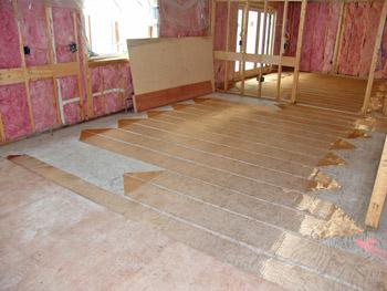 Floor Warming Zmesh Low Voltage